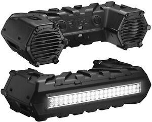 RPM Boss Audio 8 700w Bluetooth Sound System Can-Am Outlander L 570 X ATV All Yrs