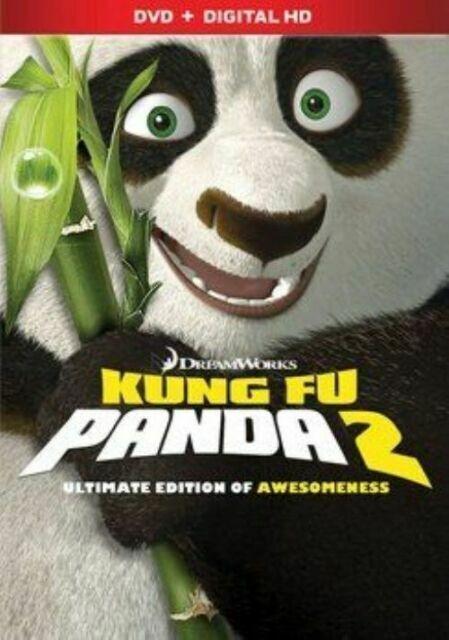 Dreamworks Kung Fu Panda 2 Ultimate Edition Of Awesomeness Dvd Digital Hd For Sale Online Ebay