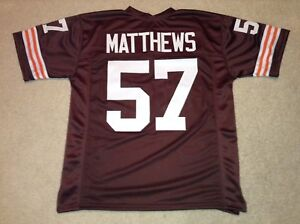 clay matthews stitched jersey