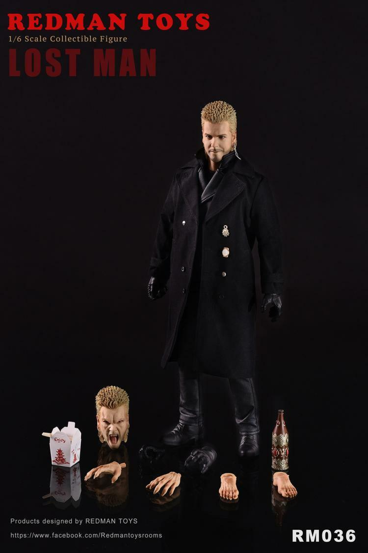 Rossouomo giocattoli RM036 1 1 1 6 Scale THE LOST BOYS  uomo 12'' azione cifras giocattoli bambolas 9dbf2c