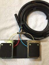 Humphrey Tac 34f Dual Pneumatic Valve Pedalpush Button Withhosesmounting Plate