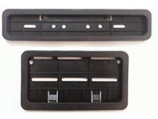 Bike Number Plates Frames - (number plates holders)-Front and Back