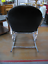 1970s-Mid-Century-Modern-Curvaceous-Upholstered-Chrome-Rocking-Chair thumbnail 5