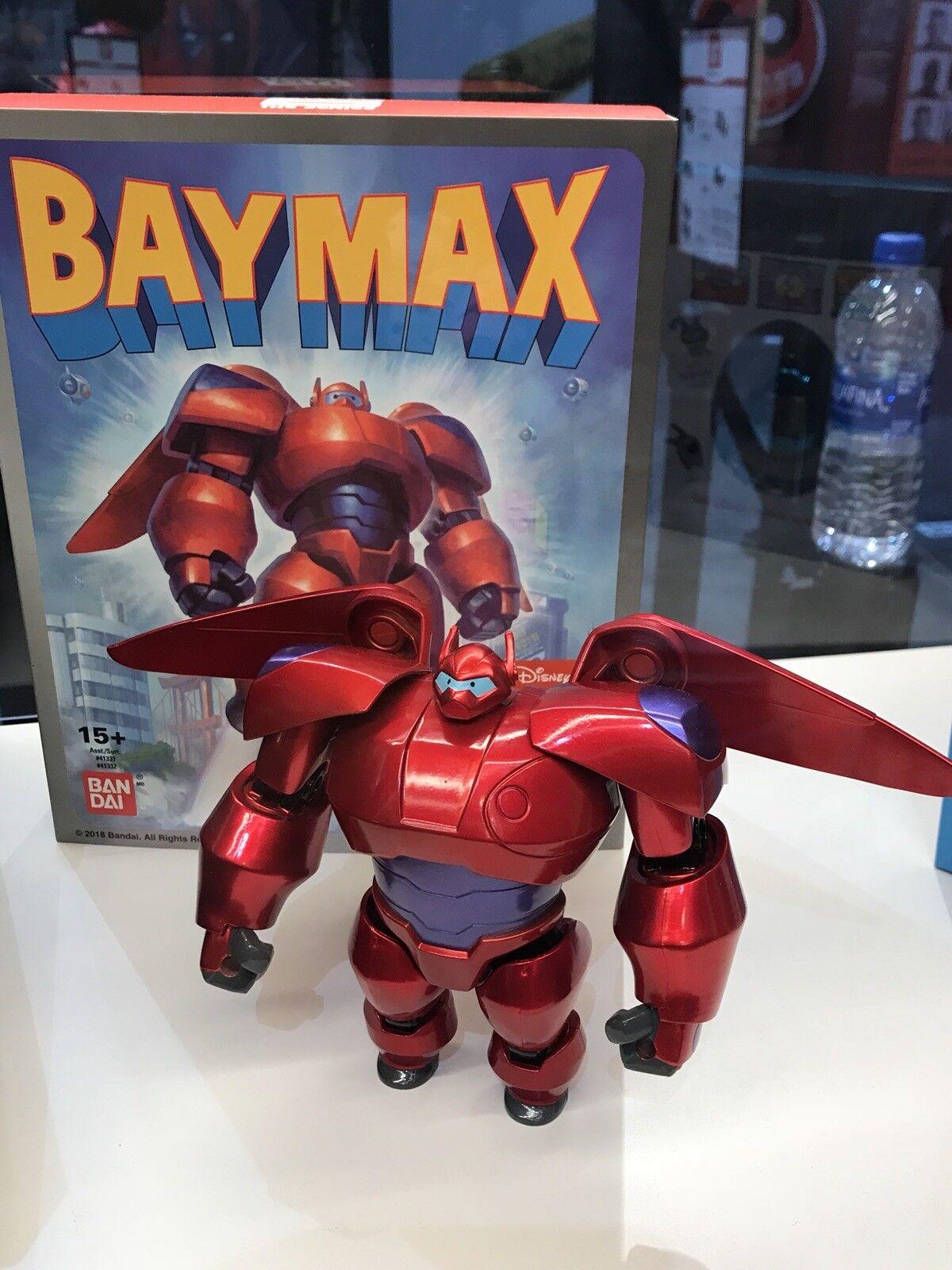 2018 SDCC Exclusive Die-Cast Armorosso Baymax cifra  gree Hero 6 Beai - Signed  garanzia di qualità