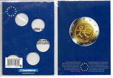 Lighthouse Euro Coin Display Card Germany 2 Euro 5 Coin Set