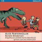 Bendix Brodersen 01. Angsthasen erleben keine Abenteuer (2011)