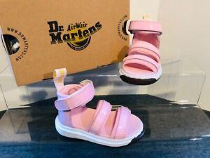in 21 Pink Dr Uk Bnib con Baby cinturini 5 Baby 5 Infants Sandali per vernice Eu Martens uomo nHzXaS
