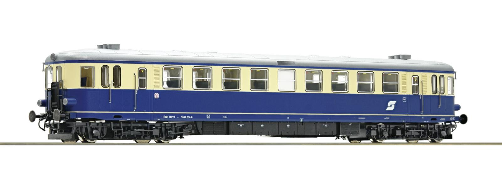 Roco HO Scale Diesel railcar serie 5042 014 OBB