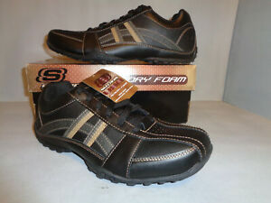 Skechers 64455 Black Mens Citywalk