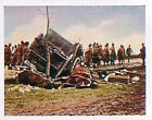 Soldiers Wagon Horses Romania Roumanie Deutsches Heer WWI WELTKRIEG 14/18 CHROMO