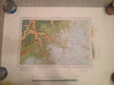 SAFFRON WALDEN Geological Survey of Great Britain Map Drift sheet 205