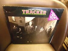 TRACKER Self Titled S/T [white label promo] LP 1982 Elektra Records EX