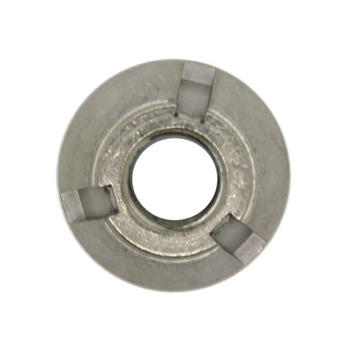 NEW 5//16-18 T-Groove Tamper Proof Security Nut Stainless Tri-Groove Anti-Theft 1