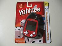 Electronic Handheld Game: Yahtzee Carabiner Edition (brand & Sealed)