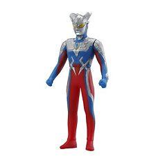 "Bandai Ultraman Ultra Hero 500 ""21 Ultraman Zero"" 5"" Figure"