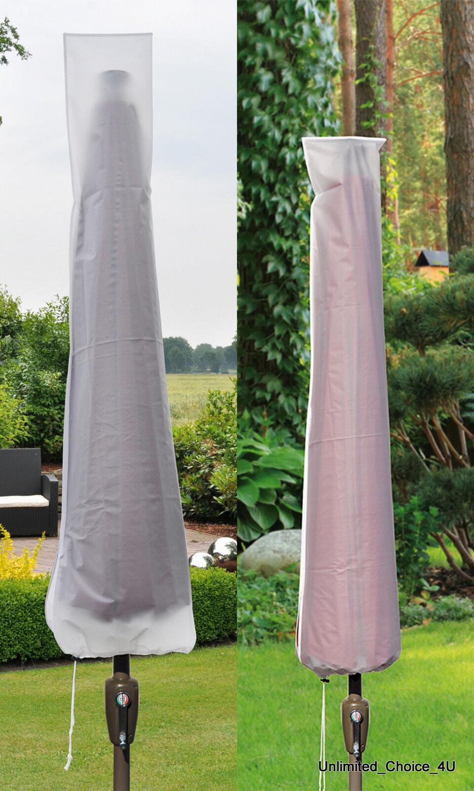 witterungsbest PU Schutzhülle Sonnenschirm Gartenschirm Wäschespinne Ø 3m UV