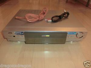 JVC HR-S9850 High-End S-VHS ET Videorecorder, 2 Jahre Garantie