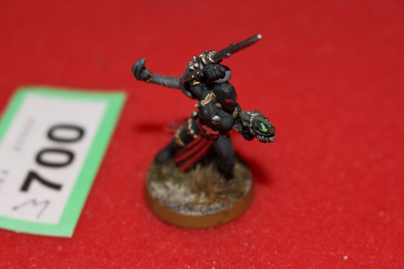 Games Workshop Warhammer 40k Callidus Assassin Pro Painted Metal Figure WH40K