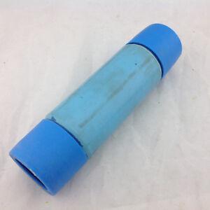 "Ocal Blue Conduit Nipples 1"" x 5"" Lot of 6"