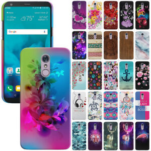 low priced 4bf2a fb1e1 Details about For LG Stylo 4/ Stylo 4 Plus/ Q Stylus (2018) Protector Hard  Back Case Cover