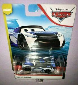 2020 Disney Cars HARVEY RODCAP ** Nouvelle Version **