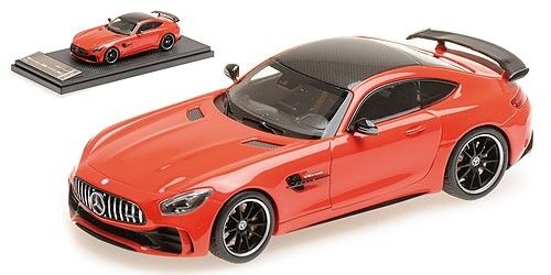 Almost Real ALM420708 - Mercedes Mercedes Mercedes AMG GT R 2017 red   1 43 49a60c
