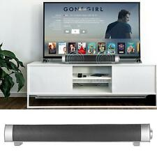 Bluetooth Wireless TV Soundbar Speaker Sound Bar Home Theater Subwoofer AUX USB