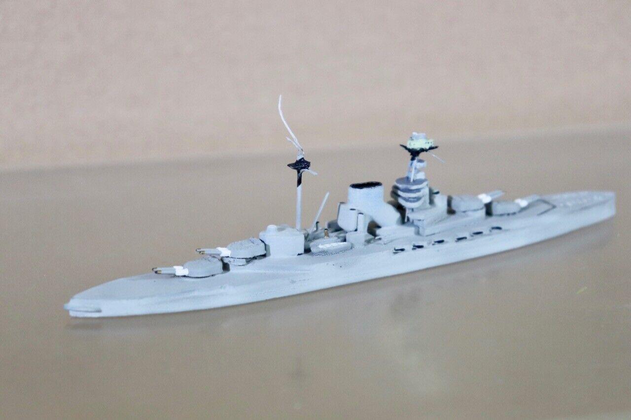 BASSETT LOWKE 1 1200 WWI Royal Navy BATTLESHIP BATTLESHIP RECOGNITION MODEL SHIP nu