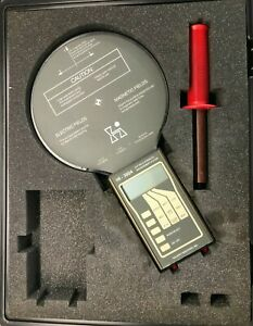 ETS-LINDGREN-HOLADAY-HI-3604-Power-Frequency-Field-Strength-Measurement