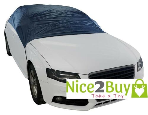 CAR TOP COVER ca 315 x 145 x 61 cm Dacia Sandero Nylon Halbgarage Größe XL