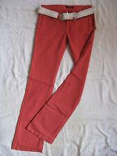Killah by Miss Sixty Jeans Stretch Denim W28/L34 x-low waist slim fit flare leg