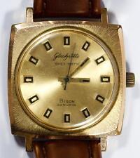 Men's GUB Glashutte Bison Spezimatic 26 Jewels Automatic Wrist Watch