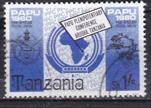 TANZANIA-JAAR-1980-NR-Y-amp-T-160-L11