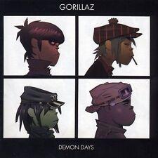 Demon Days [PA] by Gorillaz (CD, May-2005, Virgin)