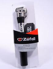 Zefal Bicycle Pump Mini Z Cross AL, Presta/Schrader