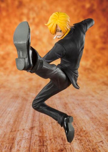Figuarts ZERO One Piece Black Leg Sanji BANDAI SPIRITS Japan New***
