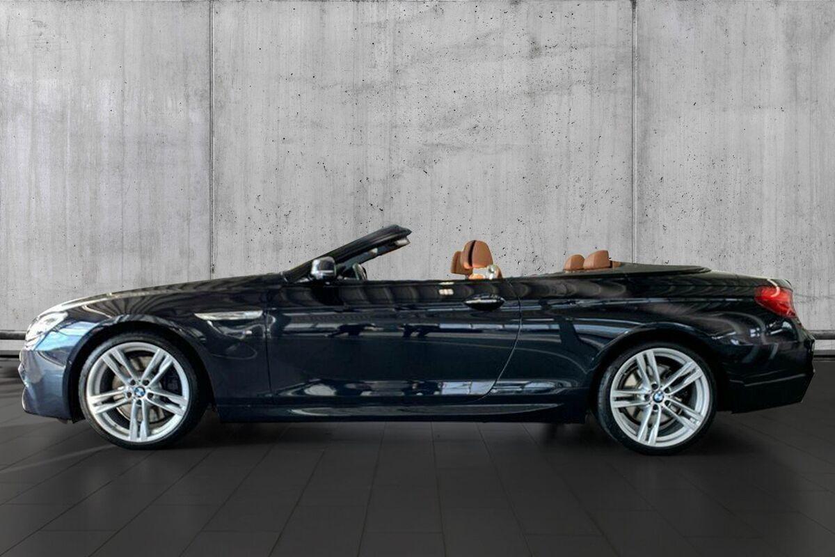 BMW 650i Cabriolet xDrive aut.