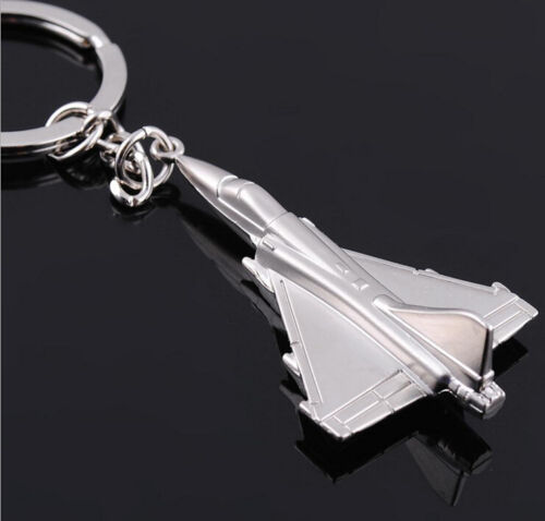 Men Leather Key Chain Metal Car Key Ring Key Holder Gift Personalized Chains ~!