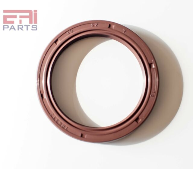 EAI Metric Oil Shaft Seal 20X36X7mm Dust Grease Seal TC Double Lip w// Spring