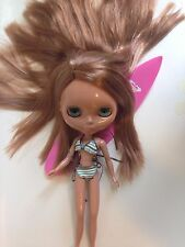 Neo Blythe Cwc Limited Doll SBL ROXY BABY 2005 Limited 3000 Set Takara tan rare