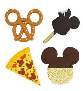 Disney Parks Mickey Icon Donut Magnet New