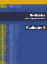 REALIDADES 2014 PARA HISPANOHABLANTES LEVEL 2 by PRENTICE HALL