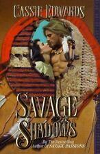 Savage Shadows Edwards, Cassie Paperback