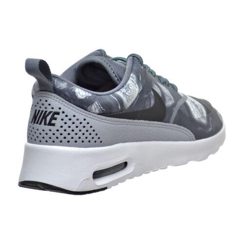 Lupo Stampa Scarpe Taglie Thea Nero Donna 599408 Nib Max Air Nike Grigio 013 XqwnCtzx4I