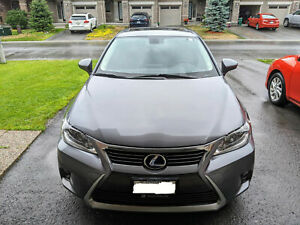 2015 Lexus CT 200h Luxury Package Navigation Extended Warranty
