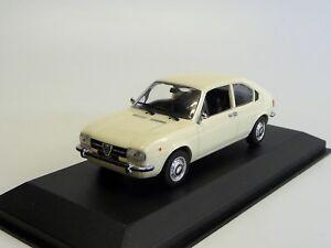 Alfa-Romeo-Alfasud-1972-Blanco-Maxichamps-120101-Nuevo-en-Emb-Orig-1-43