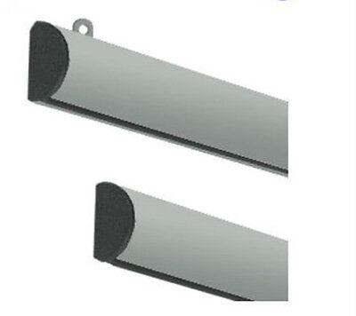 Aluminium poster hanger gripper maps hanging A1 A0 2A0 3 Meter 300 CM