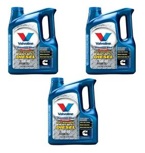 3 gallons valvoline extreme blue full synthetic diesel. Black Bedroom Furniture Sets. Home Design Ideas