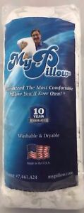 My Pillow Classic King Size Firm Fill Green Level As Seen On TV Ships Free Today