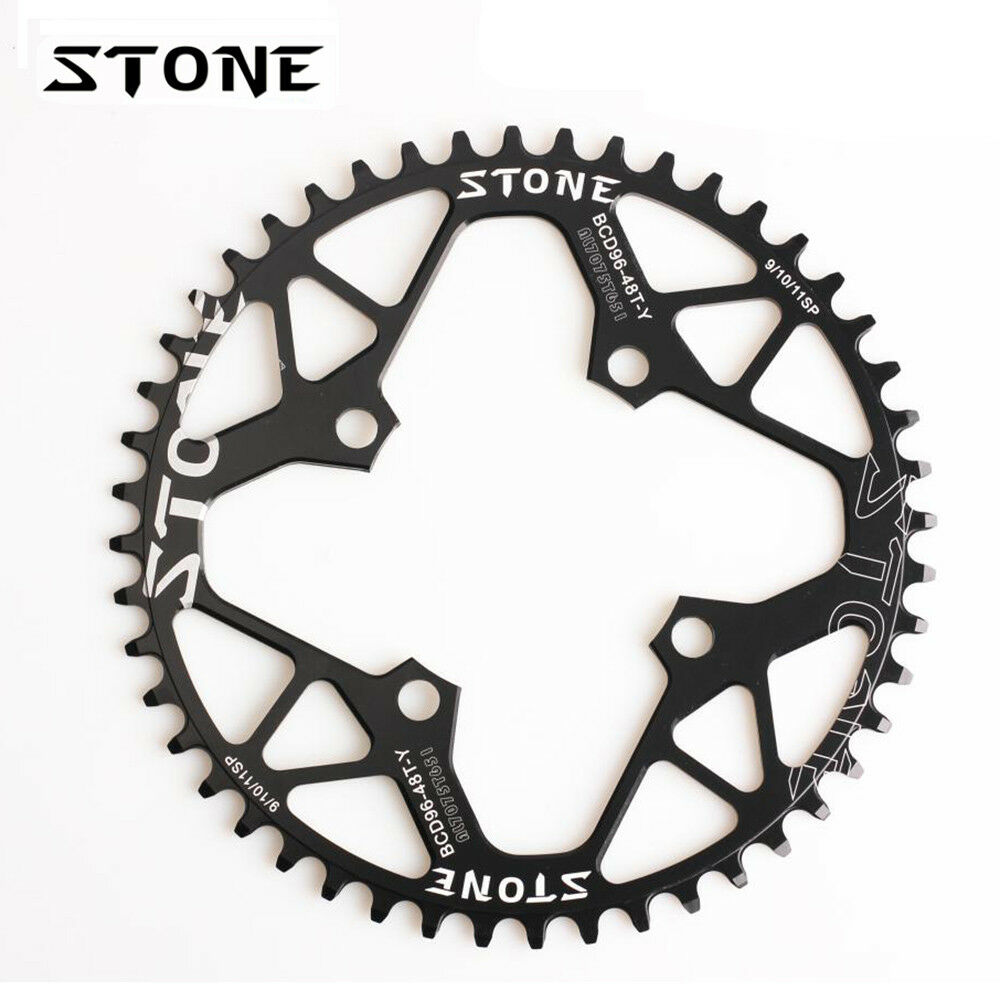 Stone Bike Single Chainring BCD96 96mm For SHIMANO M612 M782 M622 M712 M6000